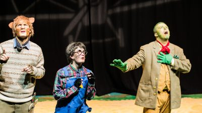 Brentwood Theatre | Past Christmas Shows | Wind in the Willows
