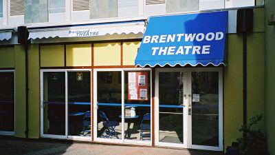 Brentwood Theatre | Essex | Outside