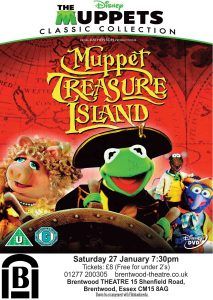 Muppet Treasure Island Movie | Brentwood Theatre