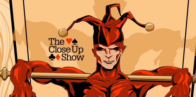 The Close Up Show | Brentwood Theatre | November