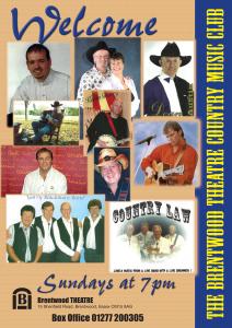 Country Music | Raymond Froggatt and his band Plus Brian Mann