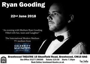 Ryan Gooding | Modern Medium | Simply Skate Ltd. | Brentwood Theatre
