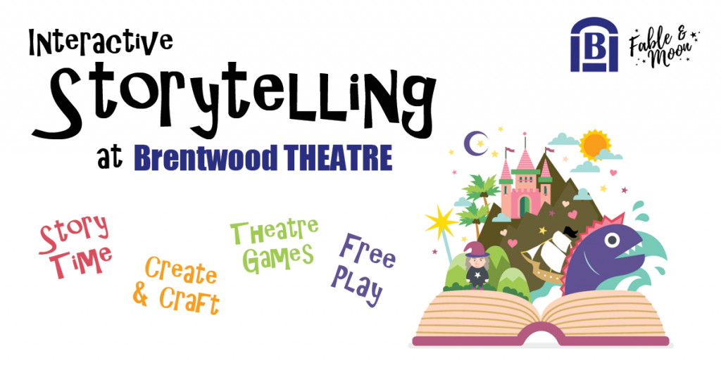 Storytelling | Brentwood Theatre