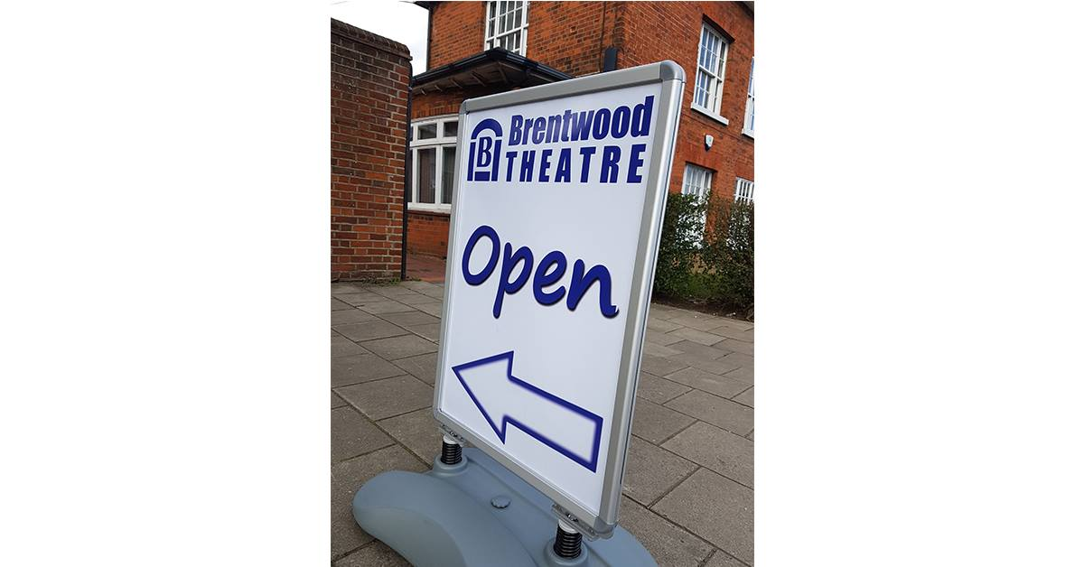 Brentwood Theatre Open Evening