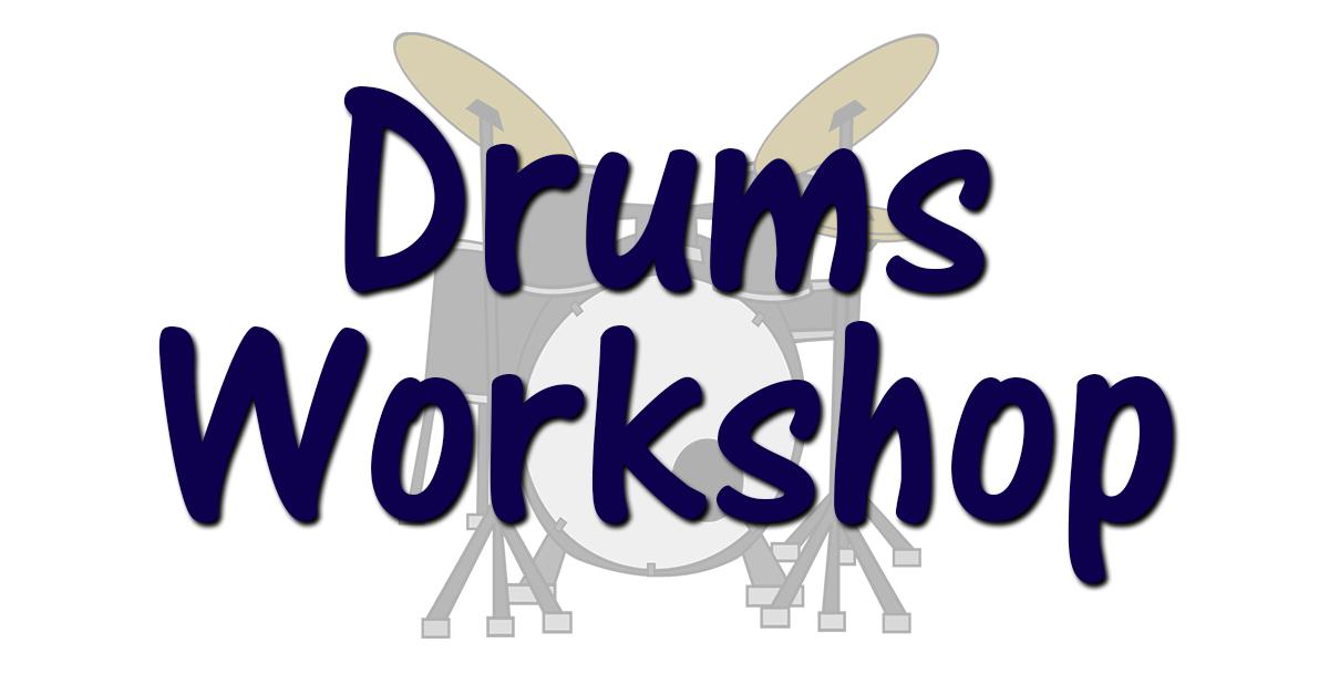 Drumming Workshop - Mini Starrs, (Get into ARTS! Festival) | Brentwood Theatre