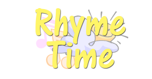 Rhyme Time with Newton Park, ages 0-5 (Get into ARTS! Festival)